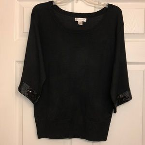 Christopher & banks sweater Top.                 D